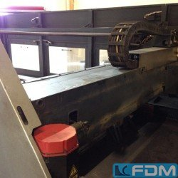 Laser Cutting Machine BYSTRONIC Bysprint Fiber 3015