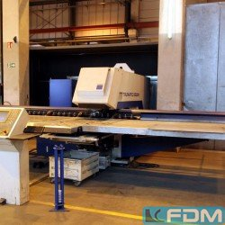 Punching Machine - hydraulic - TRUMPF TC 5000 R - 1600