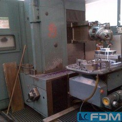 Bed Type Milling Machine - Universal - HURON DX
