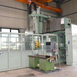 Planer-Type Milling M/C - Double Column - JOBS Jo Mach 241/5
