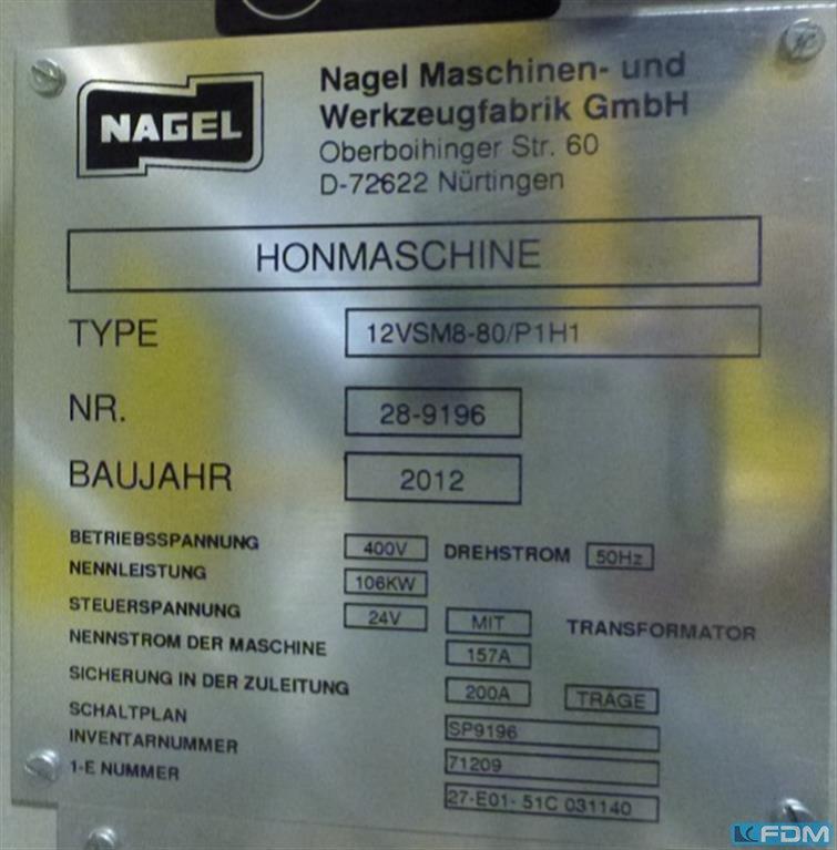 Sondermaschine - HD Werkzeugmaschinenhandel GmbH , Staufenberg