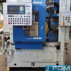 Gear Hobbing Machine - Vertical - MITSUBISHI GB15CNC