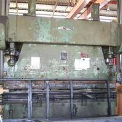 Press Brake - Mechanical - PIESOK LOD 125D