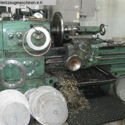 Center Lathe - BULMAK C11MT