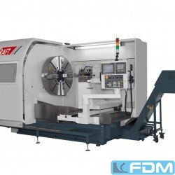 Lathes - Facing Lathe - KRAFT FBN-1500