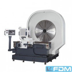 Facing Lathe - KRAFT FB-15 | FB-20 | FB-25 | FB-30