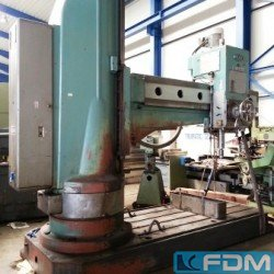 Boring mills / Machining Centers / Drilling machines - Radial Drilling Machine - MAS VR 8 A