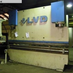 Sheet metal working / shaeres / bending - Hydr. pressbrake - LVD PPEB