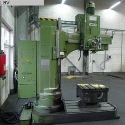 Radial Drilling Machine - MAS KOVOSVIT VO 50