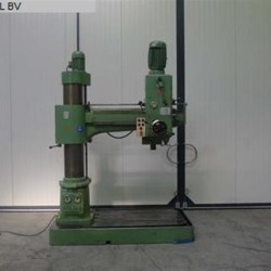 Boring mills / Machining Centers / Drilling machines - Radial Drilling Machine - Universal - WMW - BOWES BR 40