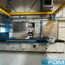 Grinding machines - Surface Grinding Machine - Proth PSGO 75150 AHR