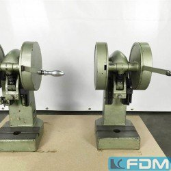 Toggle Press - Single Column - Sustan / Knieheblepresse T 9125