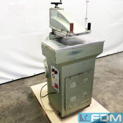 Punching Machine - hydraulic - Schwenkarmstanze SAS 8
