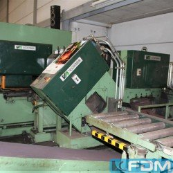 Angle punching line - Voortman V550