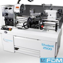 Facing Lathe - COLCHESTER (HARRISON) STUDENT 2500 (M300)