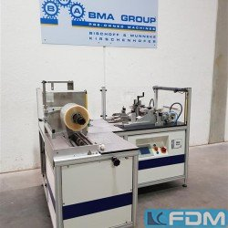 Filling and packing machines - Overwrapping machine - Sollas MiniFlex