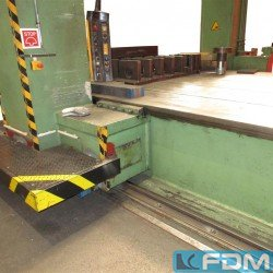 Straightening Press - Double Column - Gebr. Steiner KG RIP 400