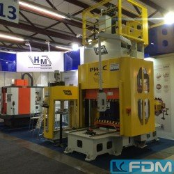 Spotting Press - Hidralmac 40T - PH - Tuschierpresse - 1000x700