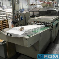 perfect binder - Kolbus KM 410.B