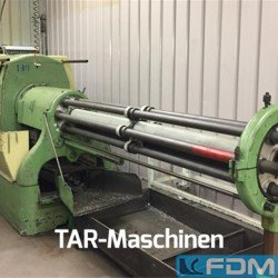 Bar Automatic Lathe - Multi Spindle - PITTLER PRB 32/6