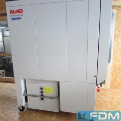 Chip and dust extracting systems - Mobile deduster - AL-KO POWER UNIT 160 P