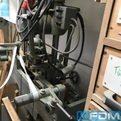 Lock mortinsing machine - Haffner SL 100