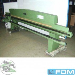 Jointing and Fine-cut Machine - Typ FS 3 - 3000