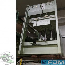 Veneer press - Typ HP-80