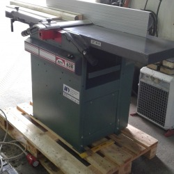 Combined planing-thicknessing machine - Kity 638