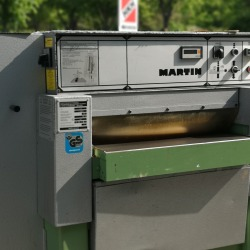 Thicknessing machine - Martin T43
