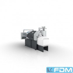 Hot-Chamber Diecasting Machine - Vertic. - FRECH W20Zn