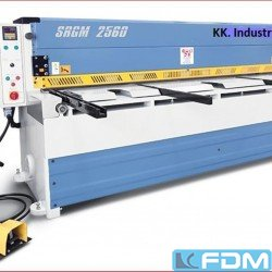 Plate Shear - Mechanical - KK-Industries SRMG 3004