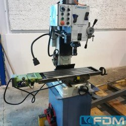 Drilling and Milling M/C - Bernardo FM 50 VM