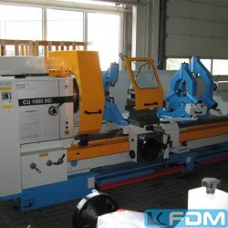 lathe-conventional-electronic - ZMM CU 1000RD x 3000 mm
