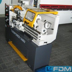 lathe-conventional-electronic - WESTTURN Turnpower 1440 V