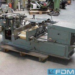 machines for the manufacturing of alumium aerosol cans TUBETTIFICIO LIGURE (GUZZI) RDG
