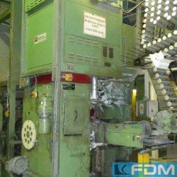 machines for the manufacturing of alumium aerosol cans AISA HIL-10