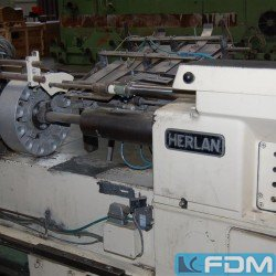 machines for the manufacturing of alumium aerosol cans HERLAN BDZ