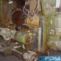 machines for the manufacturing of alumium aerosol cans AISA HIL-10