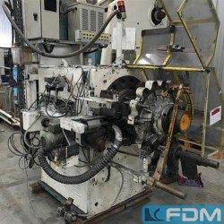 machines for the manufacturing of alumium aerosol cans GUZZI GR53