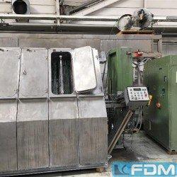 machines for the manufacturing of alumium aerosol cans Nussbaum  HWA 48