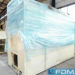 machines for the manufacturing of alumium aerosol cans AISA DIT