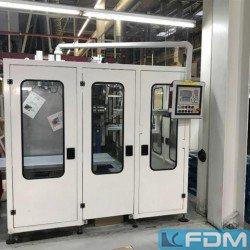 machines for the manufacturing of alumium aerosol cans TEXA BS2200