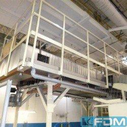 machines for the manufacturing of alumium aerosol cans Pre Washer Mechanik PWA-12.5/200
