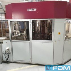 machines for the manufacturing of plastic tubes Machines DUBUIT 951