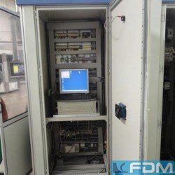 machines for the manufacturing of plastic tubes MACHINE DUBUIT Model: 951
