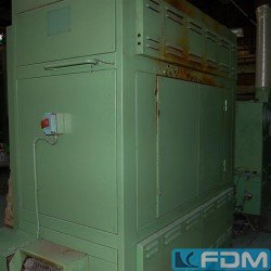 machines for the manufacturing of collapsible aluminium tubes SPRIMAG TIT-35-80