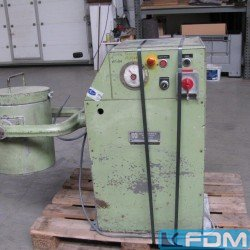 Various equipment for the production of tubes and cans HERLAN SLUG TUMBLER SFL