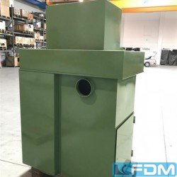 Various equipment for the production of tubes and cans Swarf Suction Unit 1 Swarf Suction Unit 1