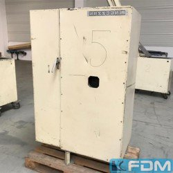 Various equipment for the production of tubes and cans Swarf Suction Unit 2 Swarf Suction Unit 2